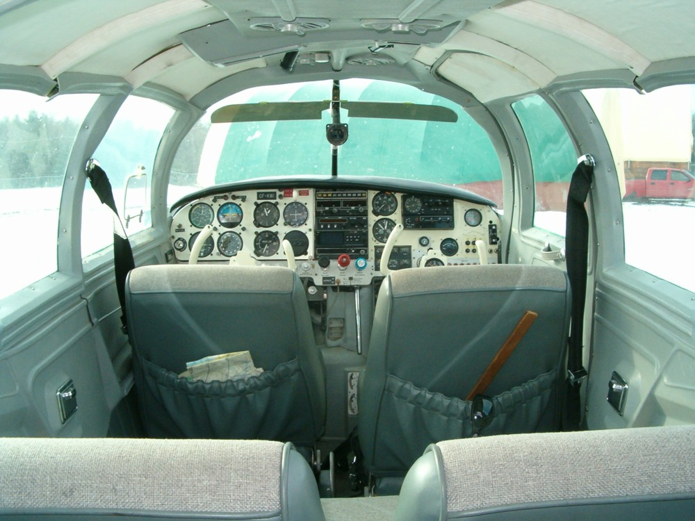 Mooney M20f 1967 For Sale On Transglobal Aviation