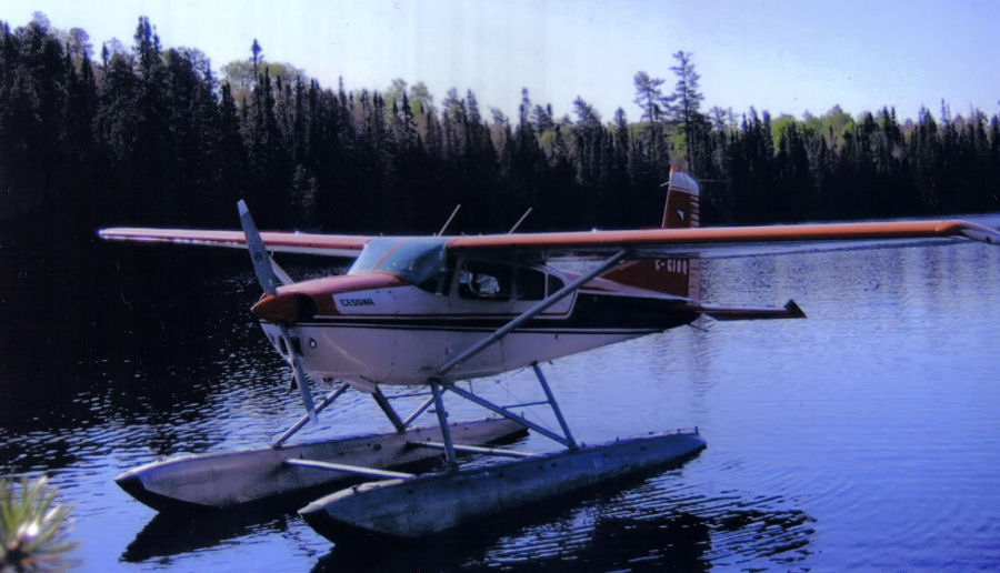Cessna 185 F - CAP 3000 Floats, 1978 for sale on TransGlobal