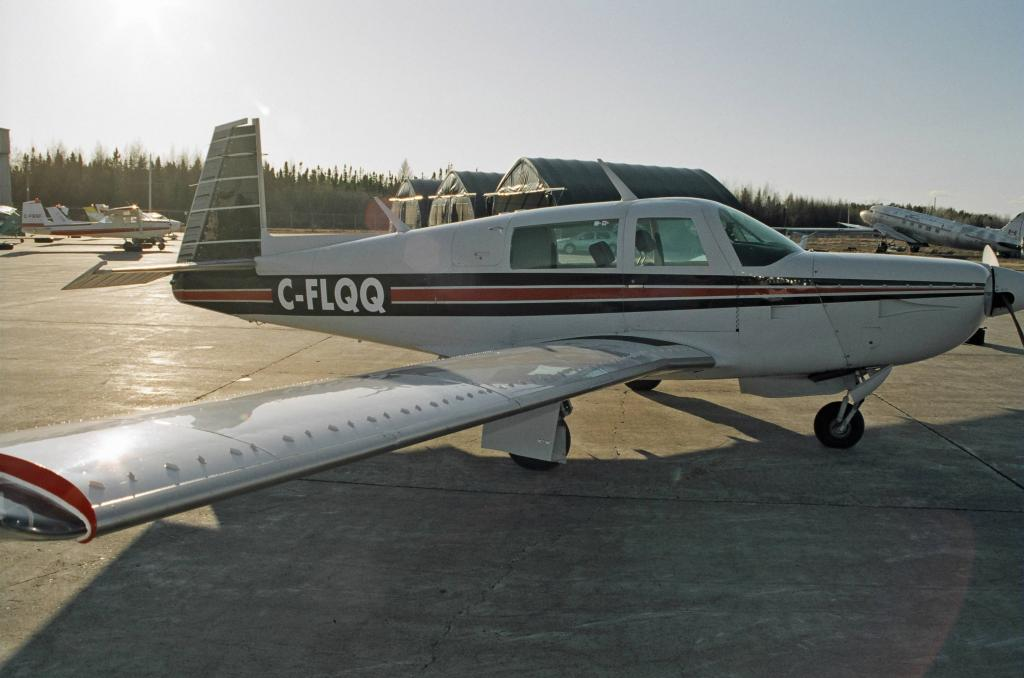 Mooney 231 M20k 1981 For Sale On Transglobal Aviation