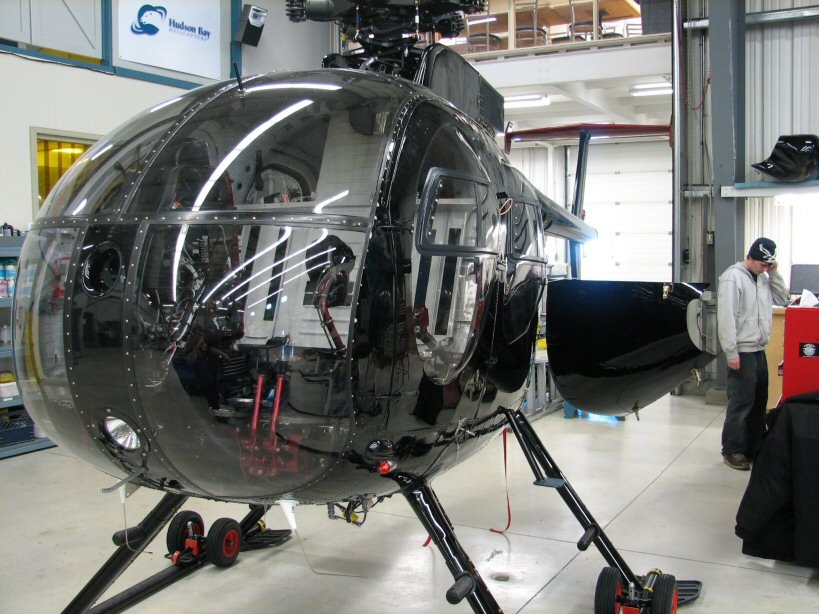 MD 500D, 1979 for sale on TransGlobal Aviation