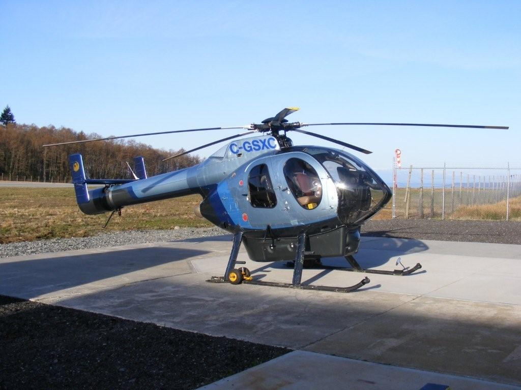 MD 500N, 1991 for sale on TransGlobal Aviation