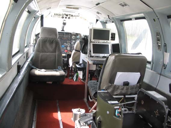 Piper Chieftain PA31-350 - Survey Equipped -, 1973 for sale