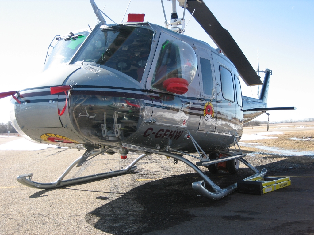 Bell 205A-1++, 1968 for sale on TransGlobal Aviation
